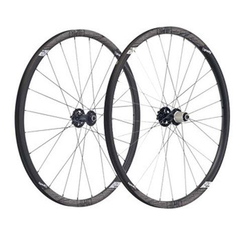 FSA Gravity Grid Mountain Bicycle Wheelset (Black - 27.5x28H w/QR-65)
