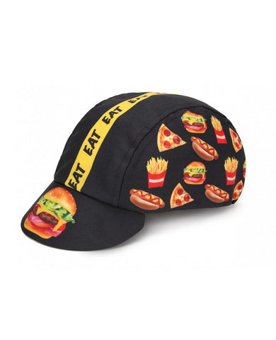 Fast Food Cycling Cap
