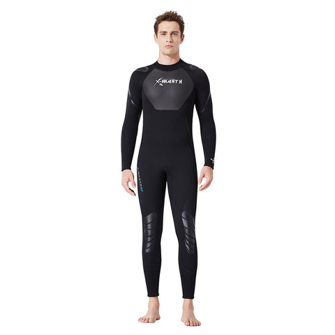 3mm Men's X-Manta Triathlon Full Wetsuit