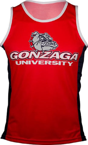 NCAA Men's Gonzaga Bulldogs RUN/TRI Singlet