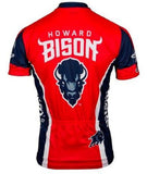 NCAA Men's Adrenaline Promotions Howard University Cycling Jersey