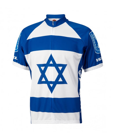 Israel Men's Cycling Jersey