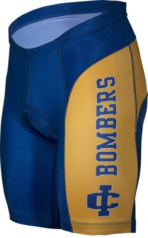 NCAA Men's Adrenaline Promotions Ithaca Bombers Cycling Shorts