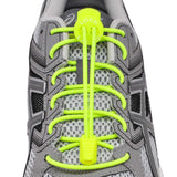 LOCK LACES (Elastic Shoelace and Fastening System)