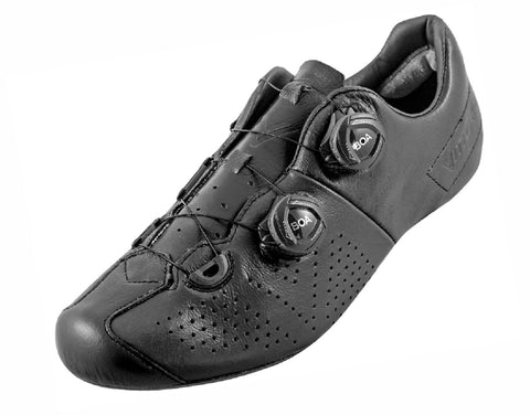Vittoria La Tecnica Road Cycling Shoes (Black)