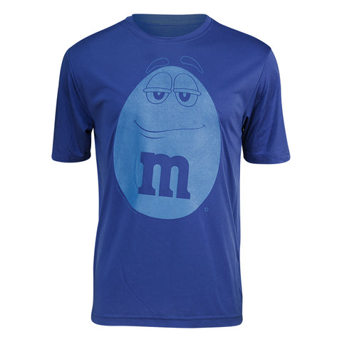 "Brainstorm Gear Men's M&M's ""Signature"" Tech Shirt"