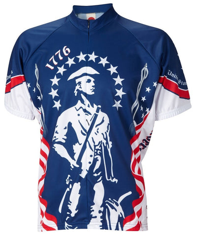 1776 Minutemen Cycling Jersey