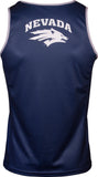 NCAA Men's Nevada Wolfpack RUN/TRI SInglet