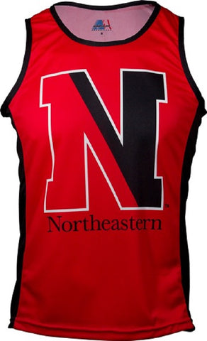 NCAA Men's Northeastern Huskies RUN/TRI Singlet