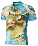 P-38 Lightning Cycling Jersey