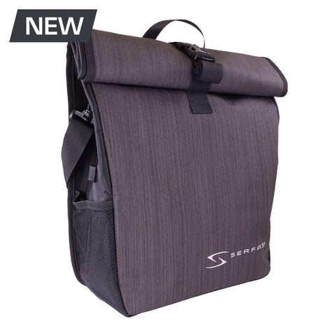 Serfas Pannier Single Bag (Black)