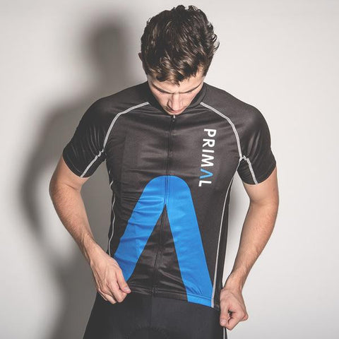 Aro Evo Men's Short Sleeve Cycling Jersey