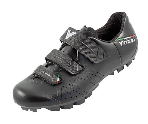 Vittoria Rapide MTB Cycling Shoes (Black)
