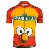 Brainstorm Gear Sesame Street Men's Elmo Cycling Jersey