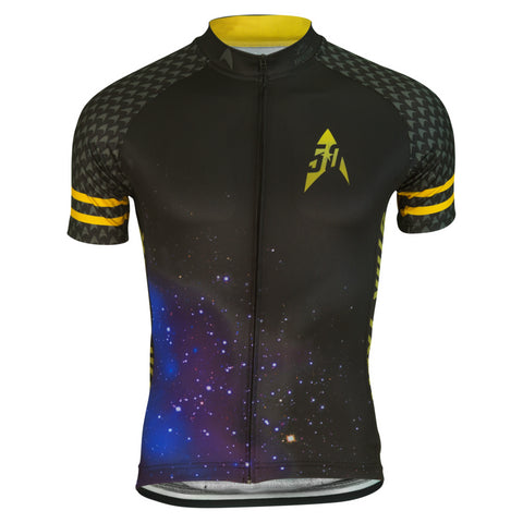 "Brainstorm Gear Men's Star Trek ""50th Anniversary"" Cycling Jersey"