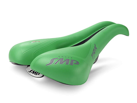Selle SMP TRK Saddle Medium (Green)