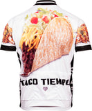 Taco Time Men's Road Cycling Jersey