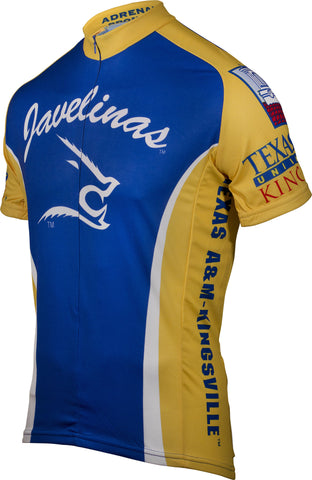 NCAA Men's Adrenaline Promotions TAMU Kingsville Cycling Jersey