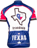 Texas Men's Cycling Jersey
