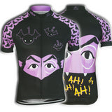 Brainstorm Gear Sesame Street Men's The Count Cycling Jersey
