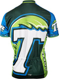 NCAA Men's Adrenaline Promotions Tulane Green Wave Cycling Jersey