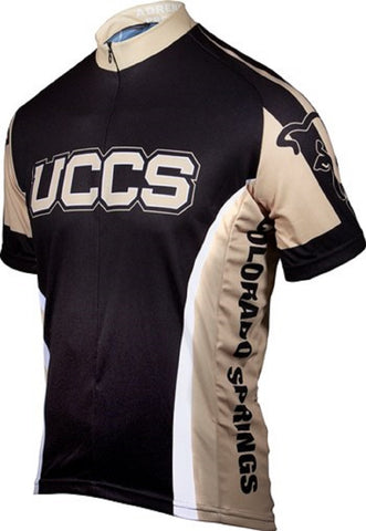NCAA Men's Adrenaline Promotions UCCS Cycling Jersey