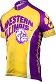 NCAA Men's Adrenaline Promotions Western Illinois Cycling Jersey