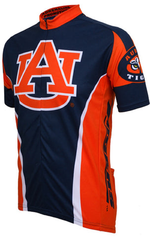 NCAA Men's Adrenaline Promotions Auburn University Tigers Road Cycling Jersey
