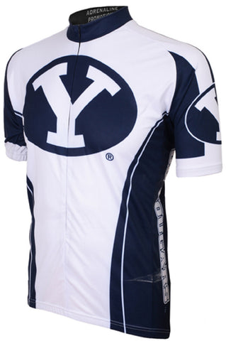 NCAA Men's Adrenaline Promotions BYU Cougars Road Cycling Jersey