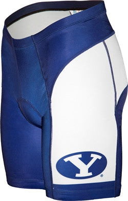 NCAA Adrenaline Promotions BYU Cougars Cycling Short
