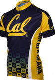 NCAA Men's Adrenaline Promotions California Berkeley Golden Bears Road Cycling Jersey