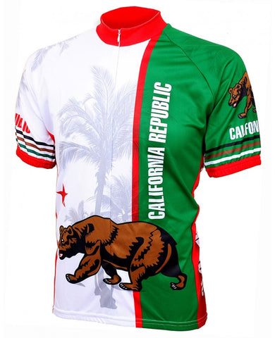 California Flag Jersey