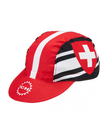 Swiss Cycling Cap