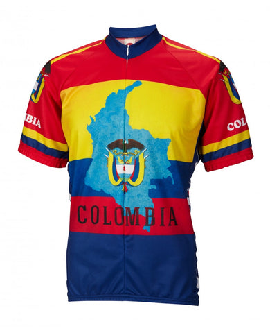 Colombia Men's Cycling Jersey