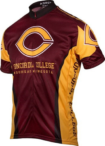 NCAA Men's Adrenaline Promotions Concordia College Cycling Jersey