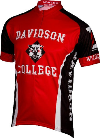 NCAA Men's Adrenaline Promotions Davidson College Cycling Jersey