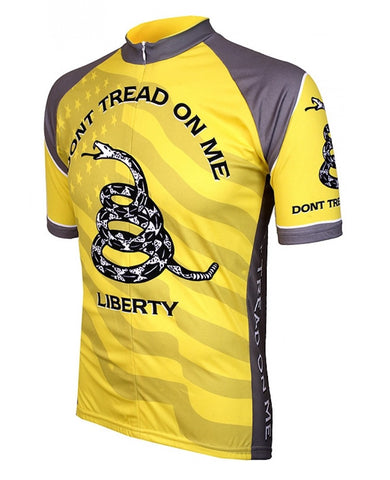 Don't Tread on Me Cycling Jersey