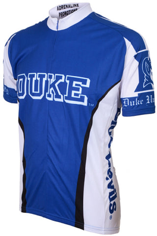 NCAA Men's Adrenaline Promotions Duke Blue Devils Road Cycling Jersey