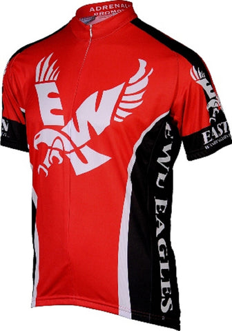 NCAA Men's Adrenaline Promotions Eastern Washington Eagles Cycling Jersey