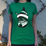 Elf Kitten T-Shirt (Ladies)