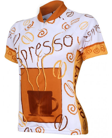 Espresso Cycling Jersey
