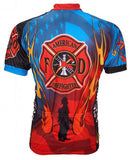 American Firefighter Cycling Jersey