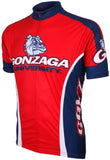 NCAA Men's Adrenaline Promotions Gonzaga Bulldogs Road Cycling Jersey