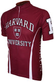 NCAA Men's Adrenaline Promotions Harvard Road Cycling Jersey