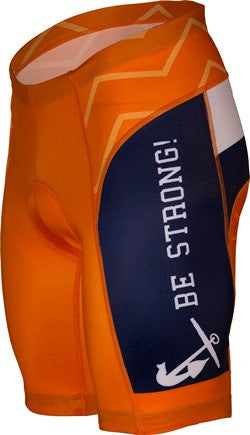 NCAA Men's Adrenaline Promotions Hope College Cycling Shorts