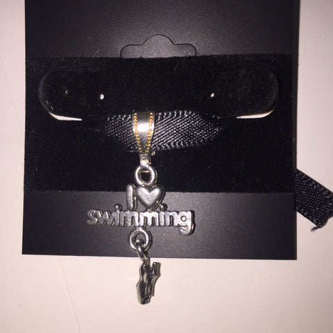 Charm I Love Swimming - Triathlete Store