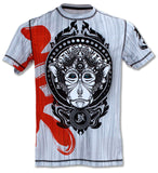 INKnBURN Men's Monkey Tech Shirt