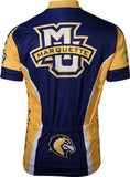 NCAA Men's Adrenaline Promotions Marquette Golden Eagles Road Cycling Jersey