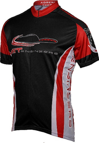 NCAA Men's Adrenaline Promotions MIT Cycling Jersey