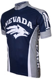 NCAA Men's Nevada Wolfpack Cycling Jersey